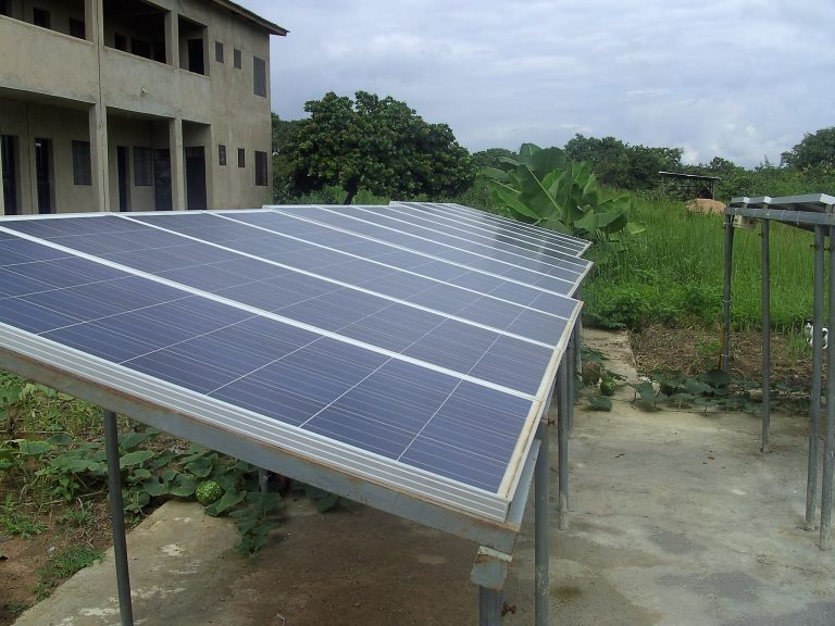 PV Awareness in Boko, Benin