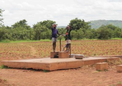 Drinkwatervoorziening in Ghana