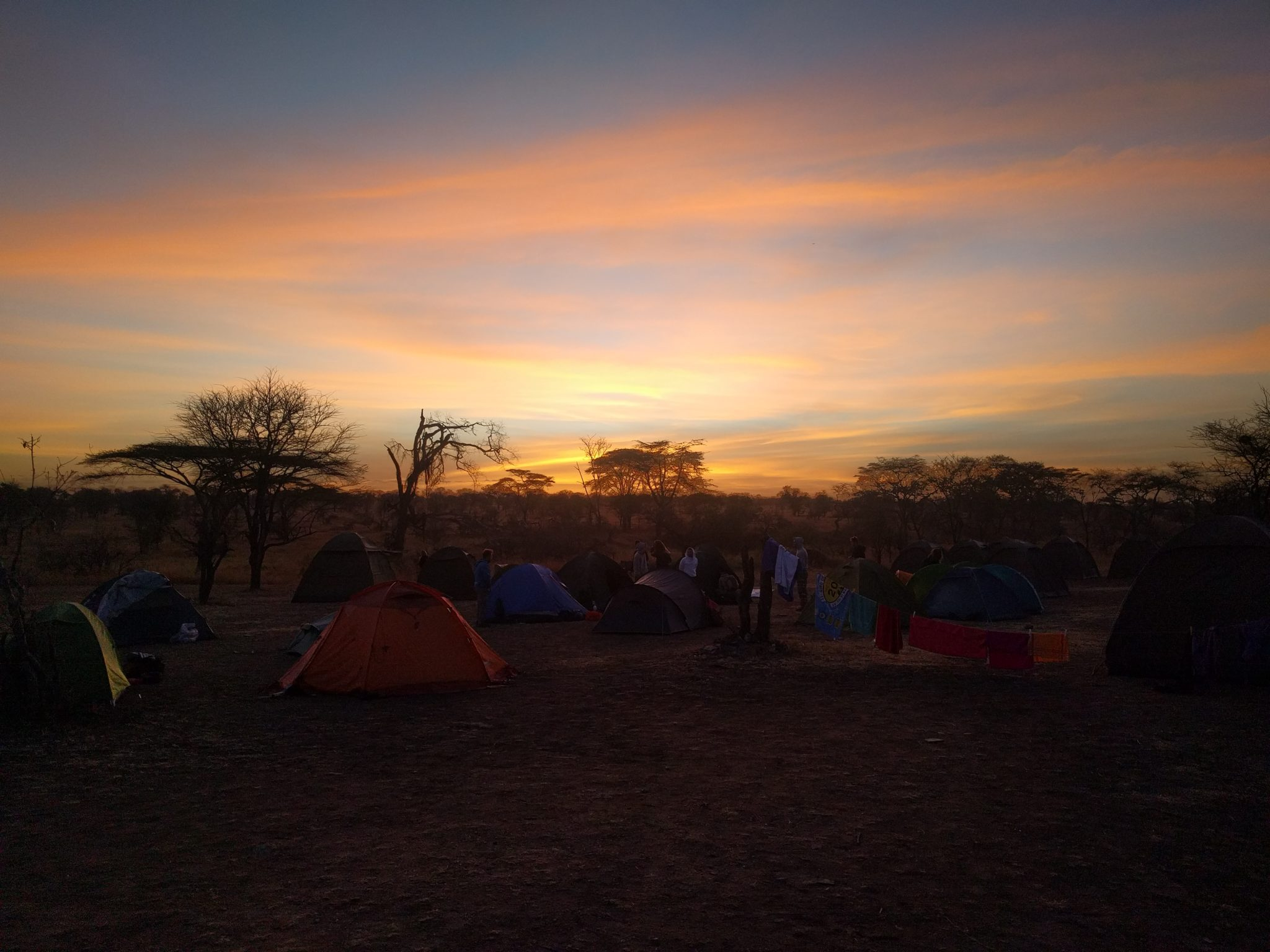 Nguchiro Camp Site