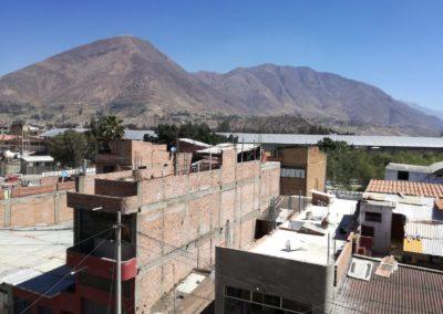 Huanuco uitzicht