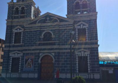 Kerk San Sébastian Huánuco