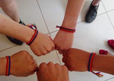 Team Baños secos